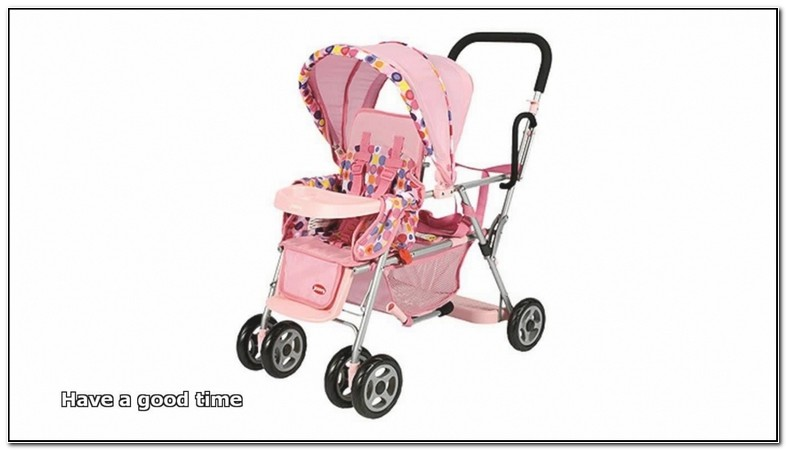 Baby Doll Double Stroller Target