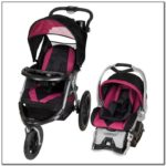 Baby Trend Expedition Jogging Stroller Carseat Combo