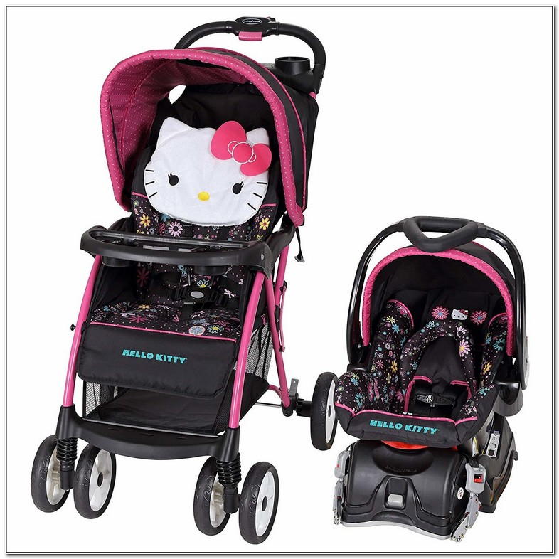 Baby Trend Hello Kitty Stroller