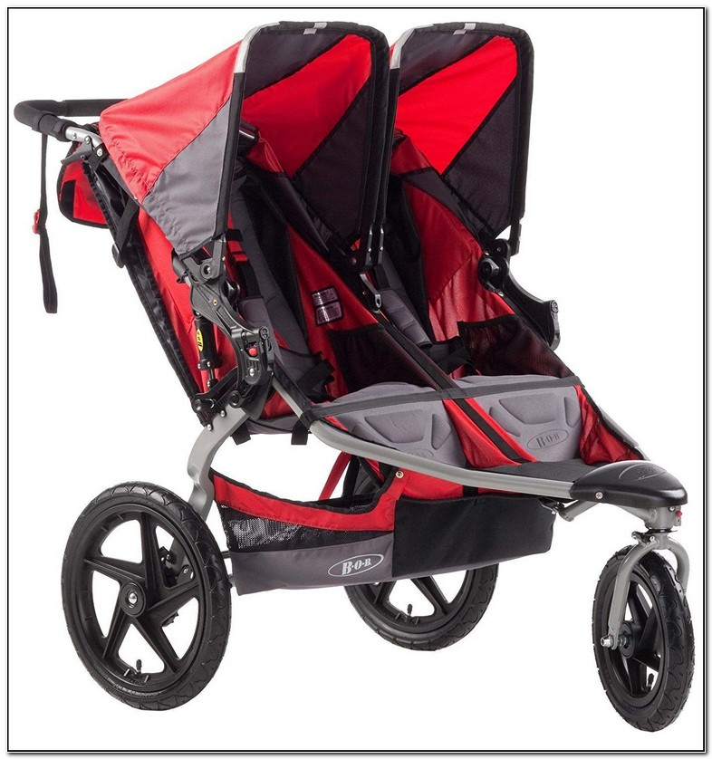 Best Bob Double Jogging Stroller