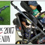 Britax B Ready Double Stroller