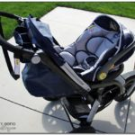 Chicco Jogging Stroller With Car Seat
