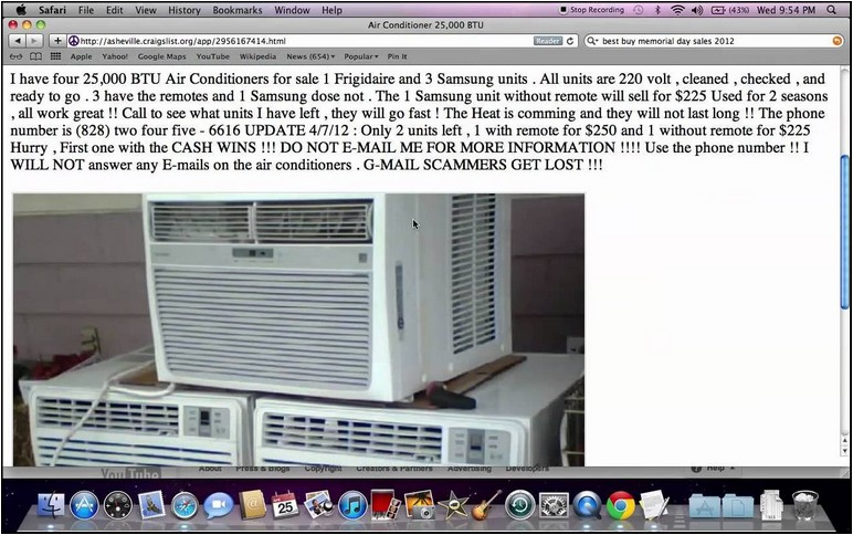 Craigslist Used Refrigerator For Sale By Owner