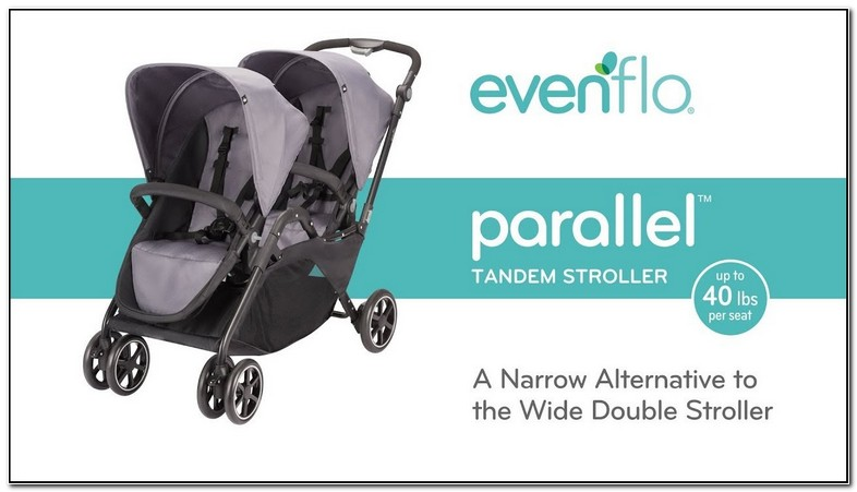 Evenflo Double Stroller 2018