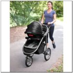 Graco Click Connect Jogging Stroller Gotham