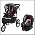 Graco Click Connect Jogging Stroller Travel System