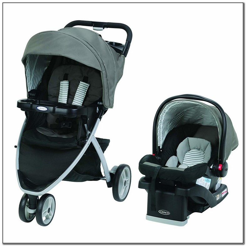 Graco Pace Click Connect Stroller Amazon
