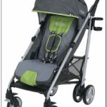 Graco Pace Click Connect Stroller Instructions