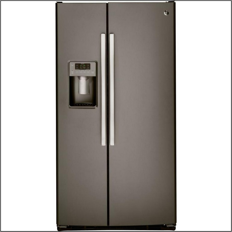Home Depot Side By Side Refrigerators