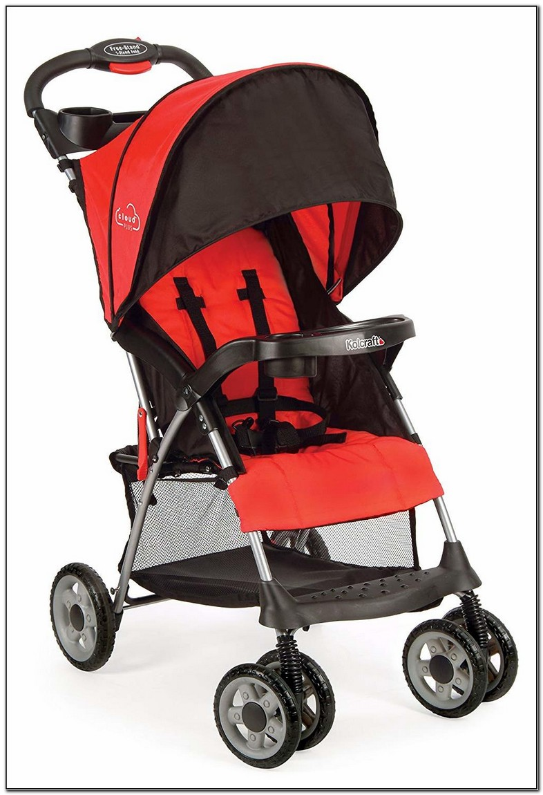 Kolcraft Cloud Plus Lightweight Stroller Canada