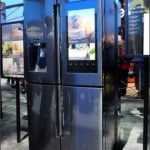 New Samsung Refrigerator With Screen