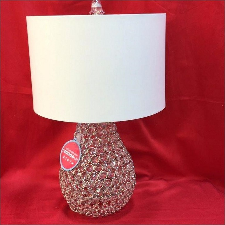 Nicole Miller Lamps Crystal