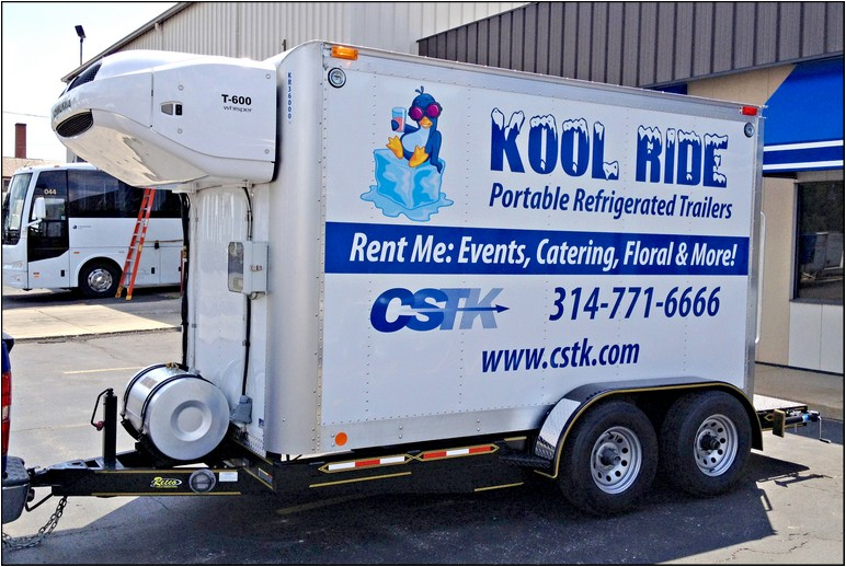 Refrigerated Trailer Rental Prices