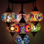 Turkish Mosaic Lamps India