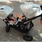 Used City Mini Select Double Stroller