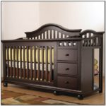 Baby Crib And Changing Table Set