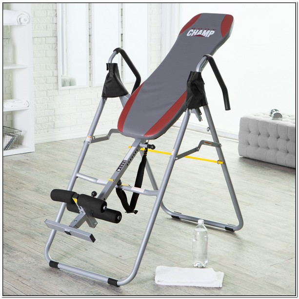 Body Champ Inversion Table Manual