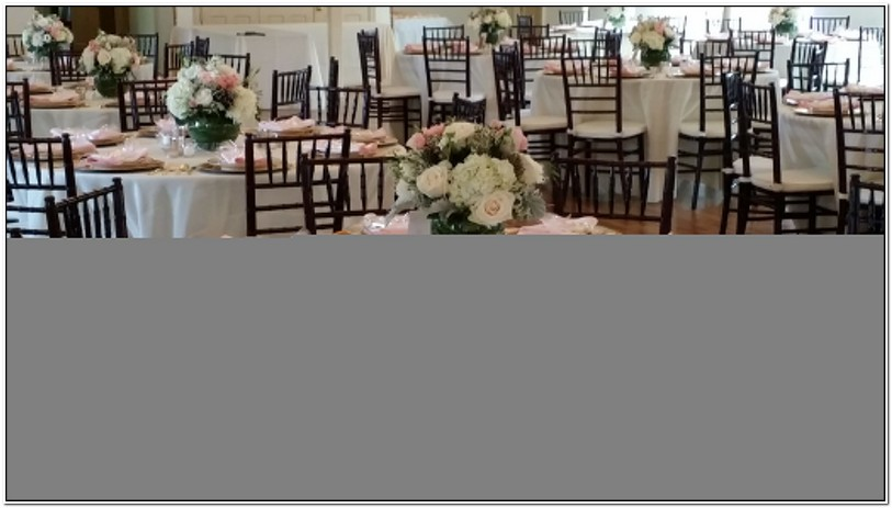 Cheap Table And Chair Rentals In Detroit Mi
