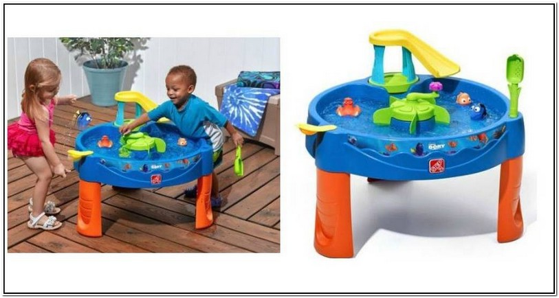 Dory Water Table Walmart