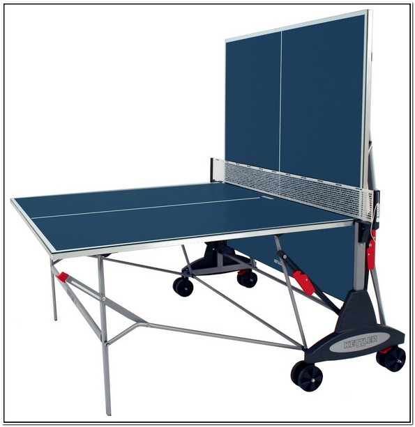 Kettler Ping Pong Table How To Open