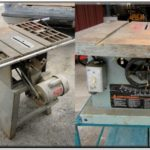 Old Used Table Saws For Sale