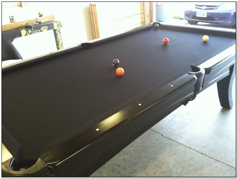 Re Felting A Pool Table Cost