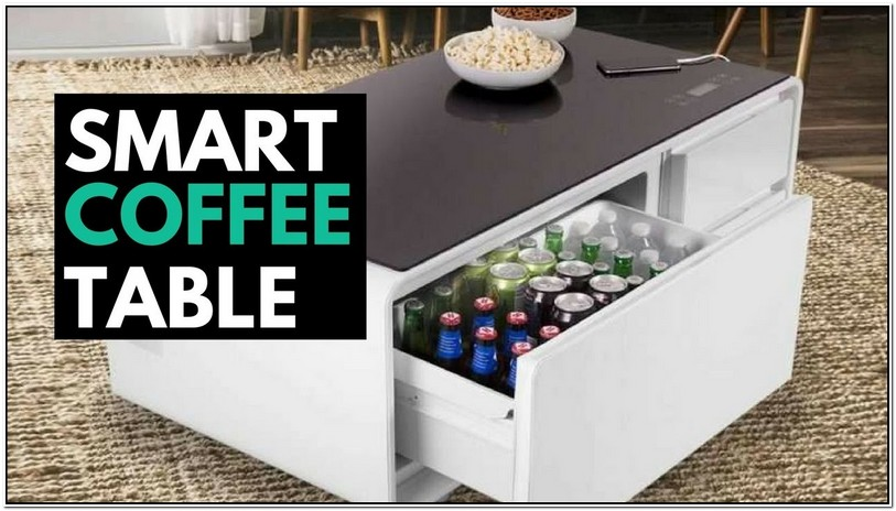 Refrigerator Coffee Table Sobro
