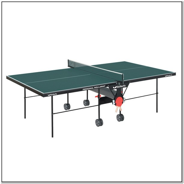 Sportcraft Ping Pong Table Assembly
