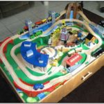 Thomas The Train Table Set Directions