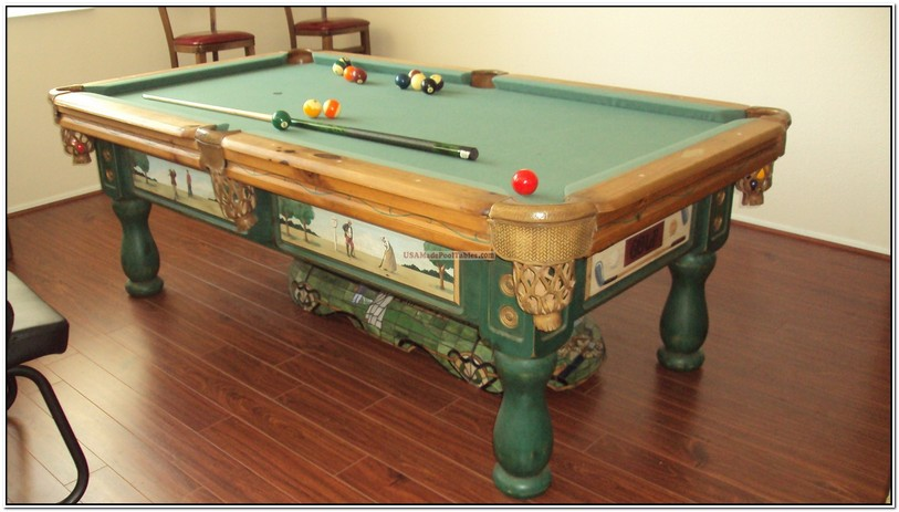 Used Pool Tables Near Me