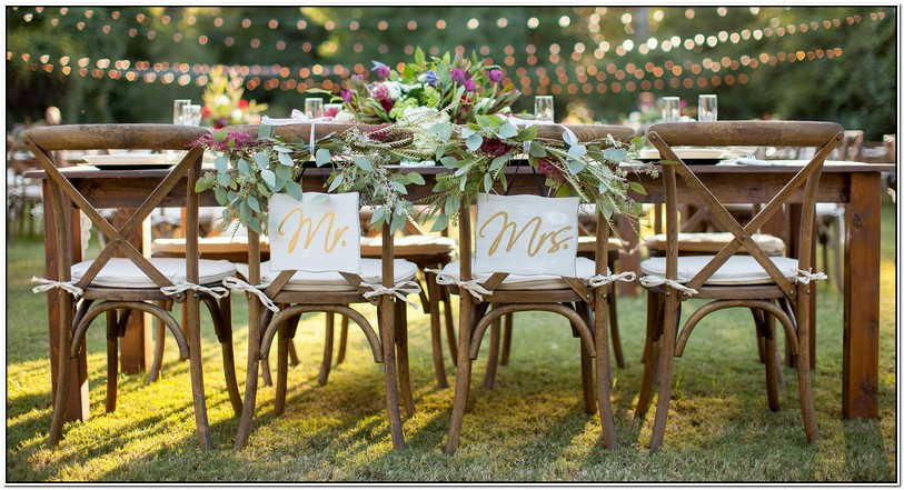 Wedding Table Rentals Near Me