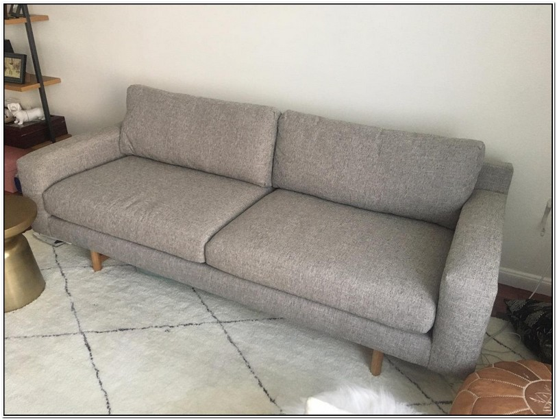 West Elm Eddy Sofa Review