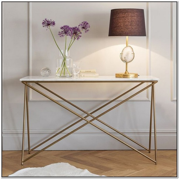 What Is A Console Table
