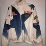 1996 Champion Olympic Jacket