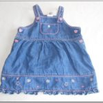 Baby Girl Jean Jacket 3 6 Months