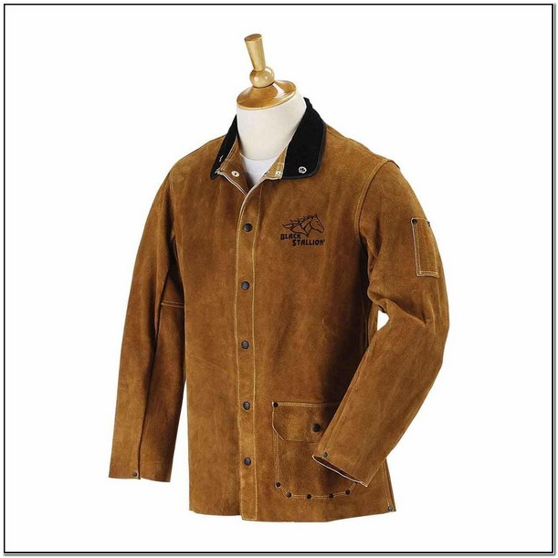 Black Stallion Welding Jacket Reviews