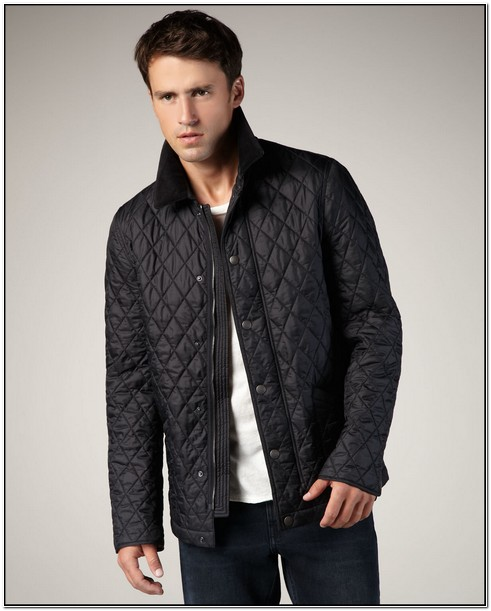 Burberry Brit Mens Jacket Sale