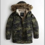 Camo Jacket Hollister