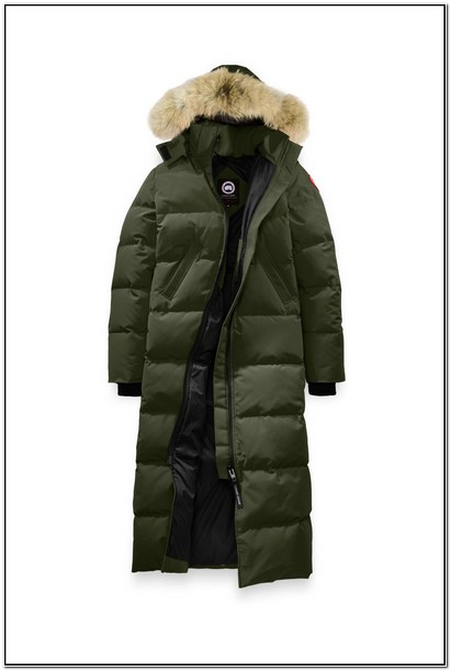 Canadian Goose Down Jacket Nz