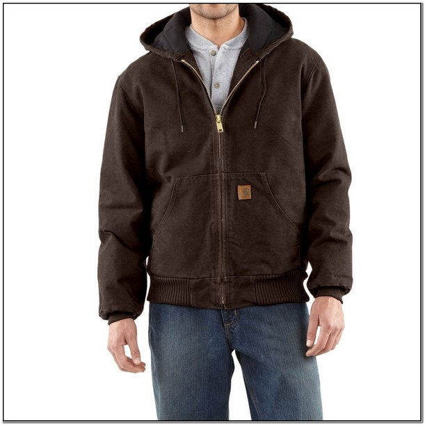 Carhartt Coat Vs Jacket