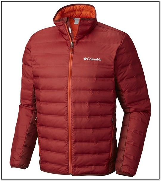 Columbia Puffer Down Jacket Mens