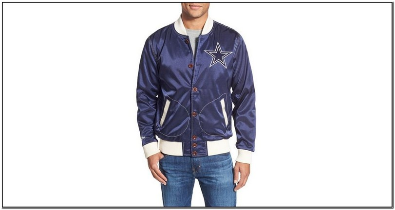 Dallas Cowboys Mitchell And Ness Jackets