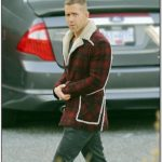 Deadpool Jacket Plaid