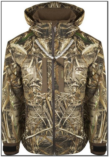 Drake Waterfowl Jacket Reviews