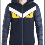 Fendi Monster Jacket Mens