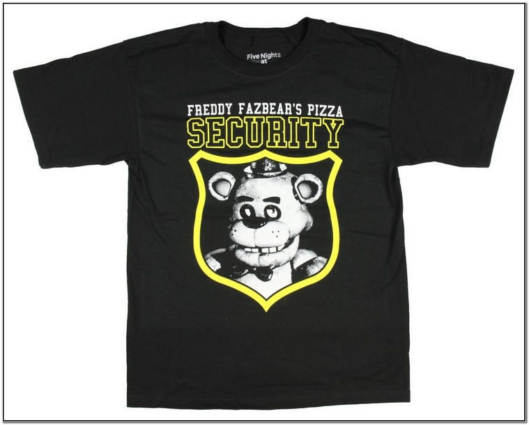 Five Nights At Freddys Security Jacket