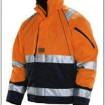 High Visibility Orange Winter Jackets