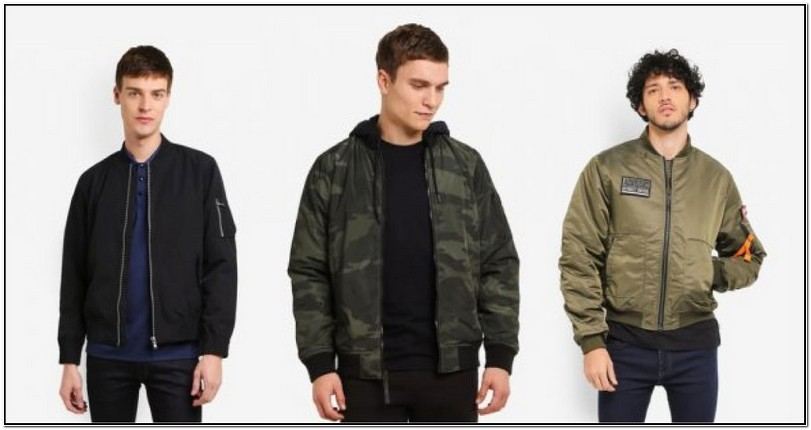 H&m Jackets Mens Malaysia
