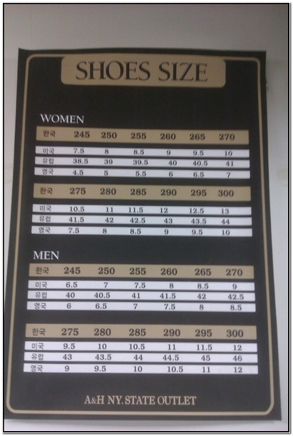 H&m Mens Jacket Size Chart