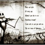 Jack Skellington Quotes